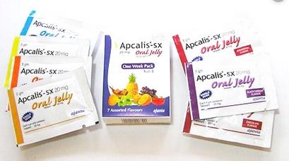 Acheter en ligne Apcalis Sx Oral jelly