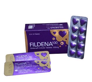 La familiarité avec la prparation de Fildena